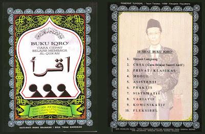 Hasil gambar untuk Iqra buku