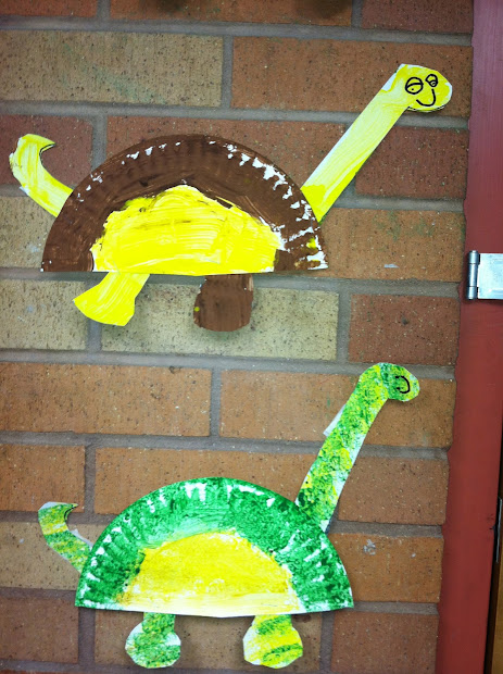 Ms. Solano' Kindergarten Class Dinosaur Roar Week