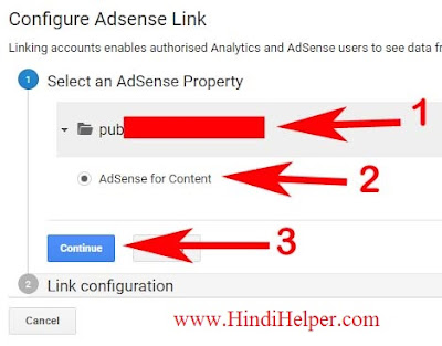 Google Analytics se Adsense से कैसे Connect करे  ?Configure adsense link
