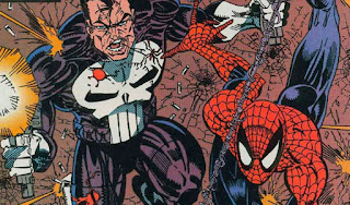 The Punisher Inginkan Crossover dengan Spider-Man?