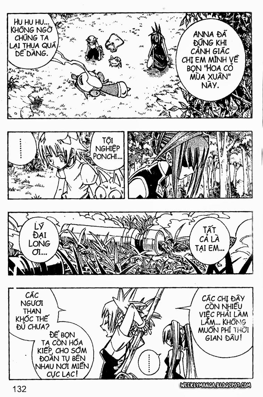 Shaman King [Vua pháp thuật] chap 160 trang 6