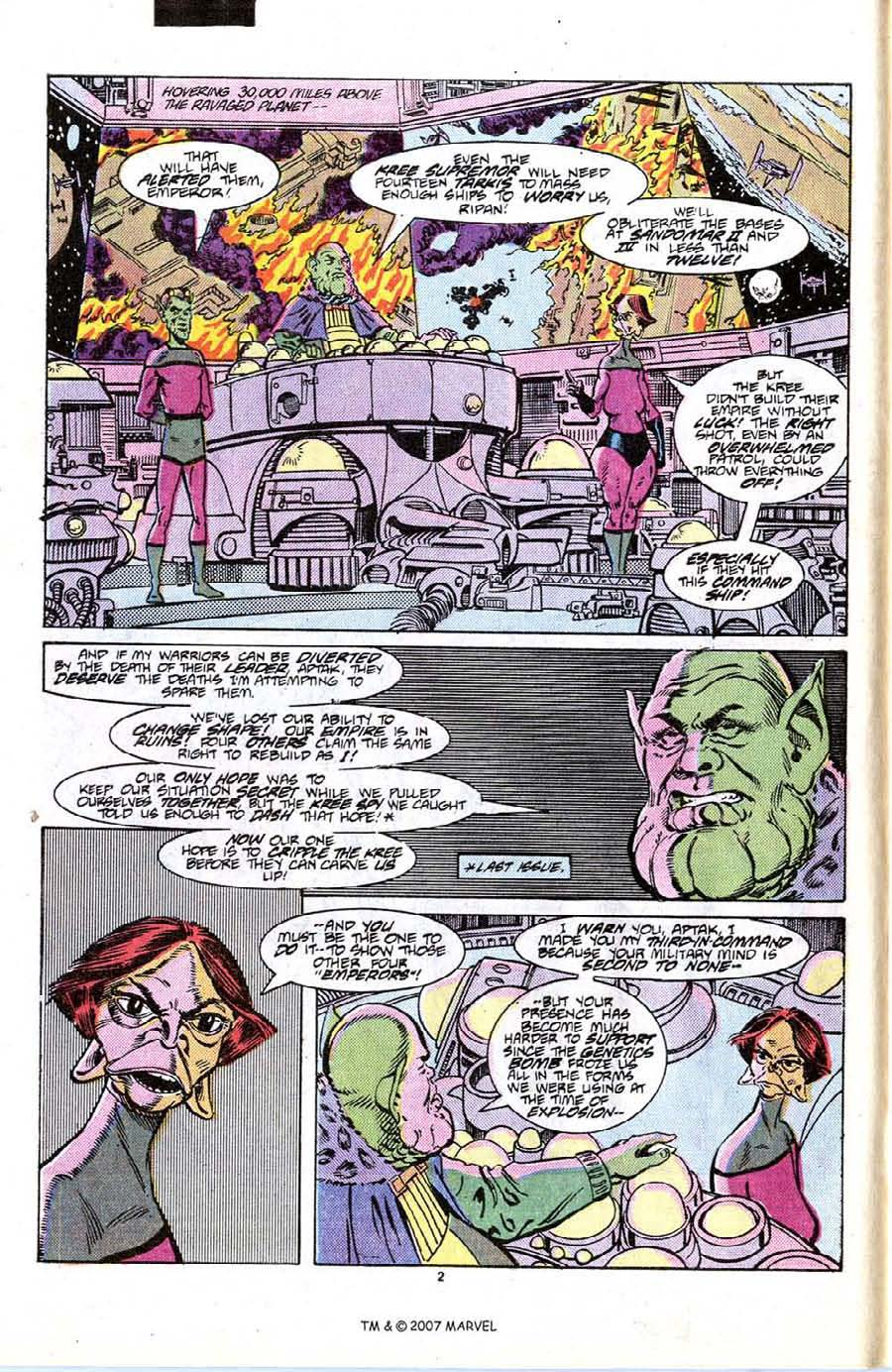 Read online Silver Surfer (1987) comic -  Issue #6 - 4