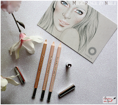 magic pencil Nabla Cosmetics