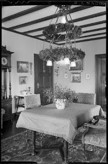 Innenaufnahmen Wohnhaus - Glasnegativ 1930-1942