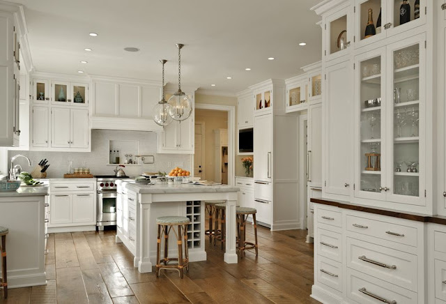 designing a kitchen with storage floor to ceiling cabinets