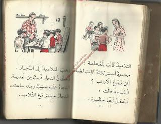 كتاب القراءة امل وعمر