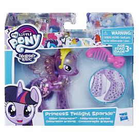 My Little Pony Glitter Celebration Twilight Sparkle Brushable Pony