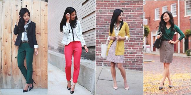 Pilih dengan tepat warna pakaian kamu biar lolos seleksi kerja