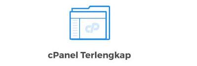 web hosting dengan cpnal lengkap