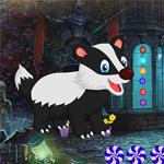 Games4King Rescue The Cartoon Badger Walkthrough