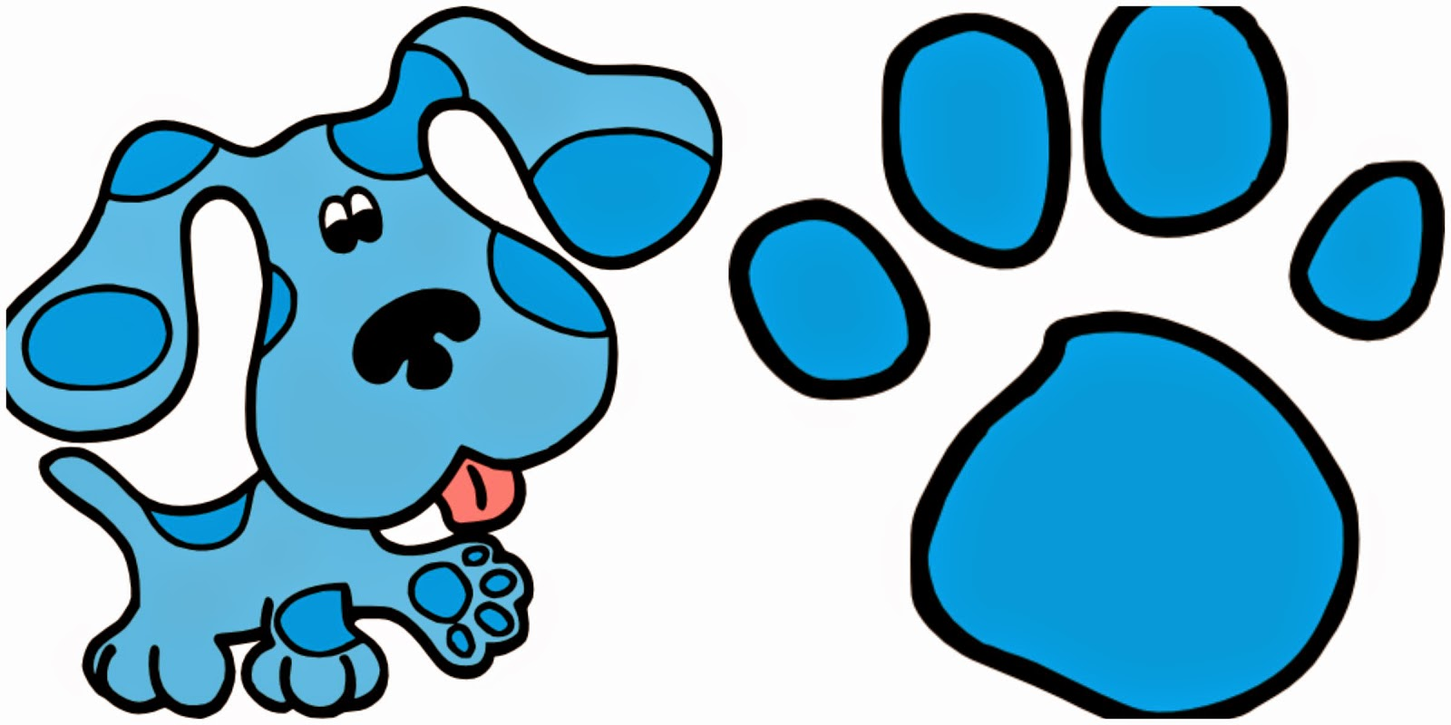 Crafting with Meek: Blues Clues SVGs