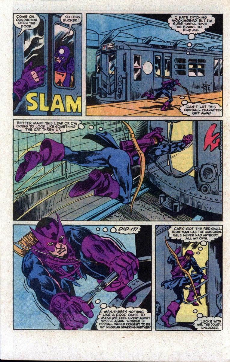 Hawkeye (1983) Issue #3 #3 - English 17