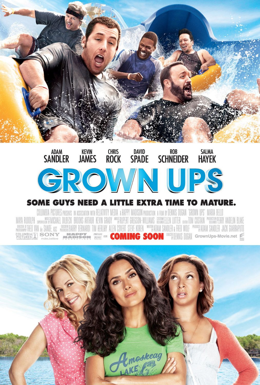 Nonton Film Grown Ups (2010)