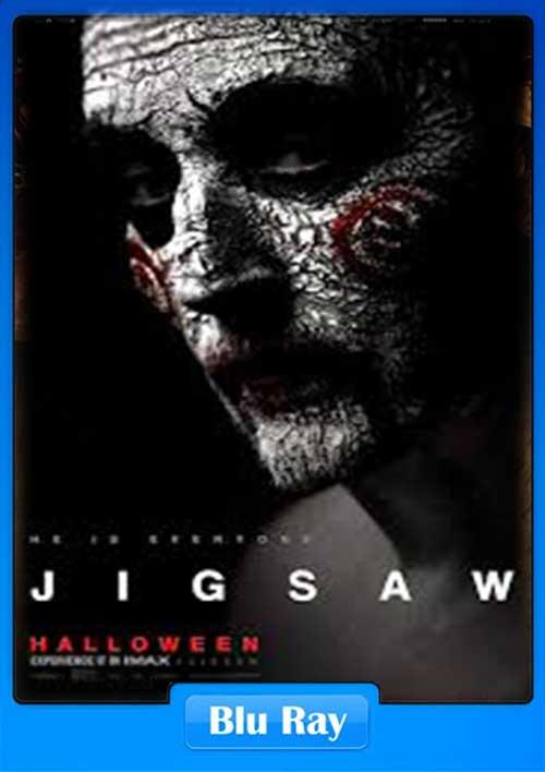 Jigsaw 2017 480p WEB-DL 300MB x264 Poster