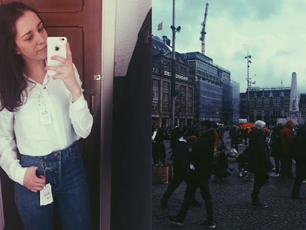 Middagje shoppen in Amsterdam | Plog #3