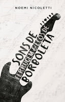 Livro Sons de Ferrugem & Ecos de Borboleta