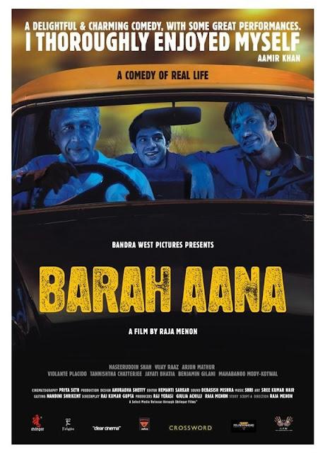 Barah Aana (2009) Hindi Movie 480Ps 300MB WEB-DL Download