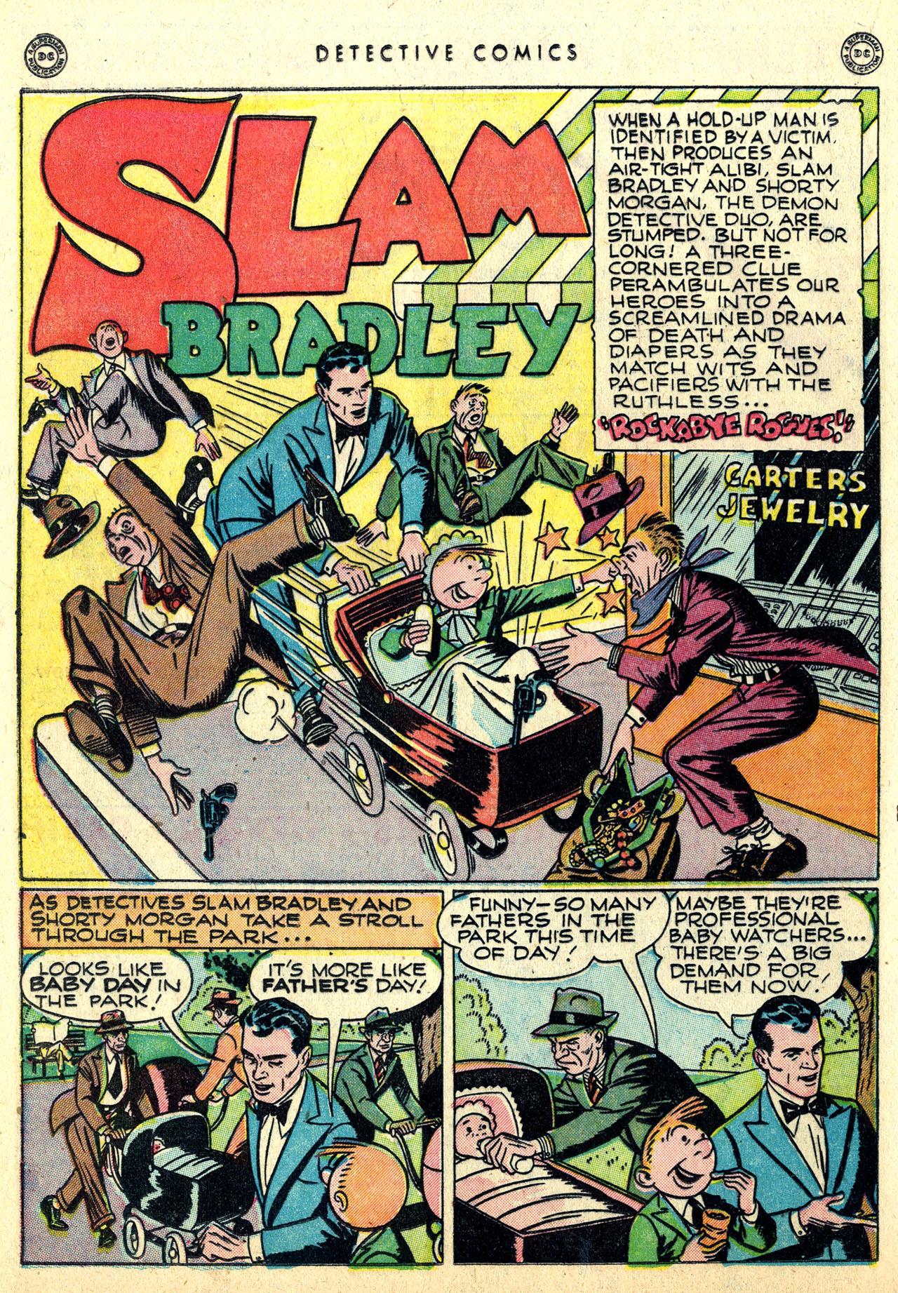 Read online Detective Comics (1937) comic -  Issue #133 - 28
