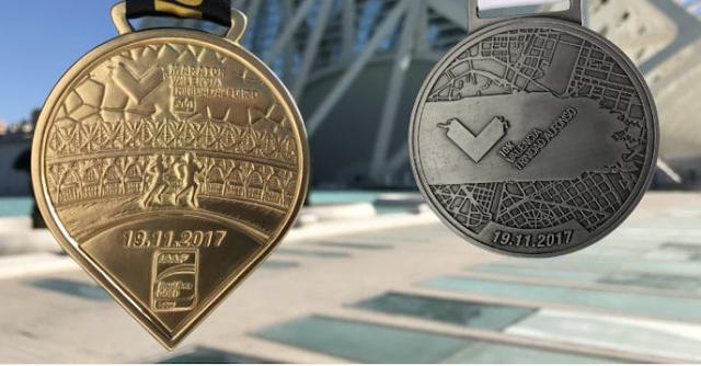 La semana del Maratón de Valencia 2017