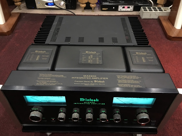 Amplifier McIntosh - MA 6900 - Made in USA