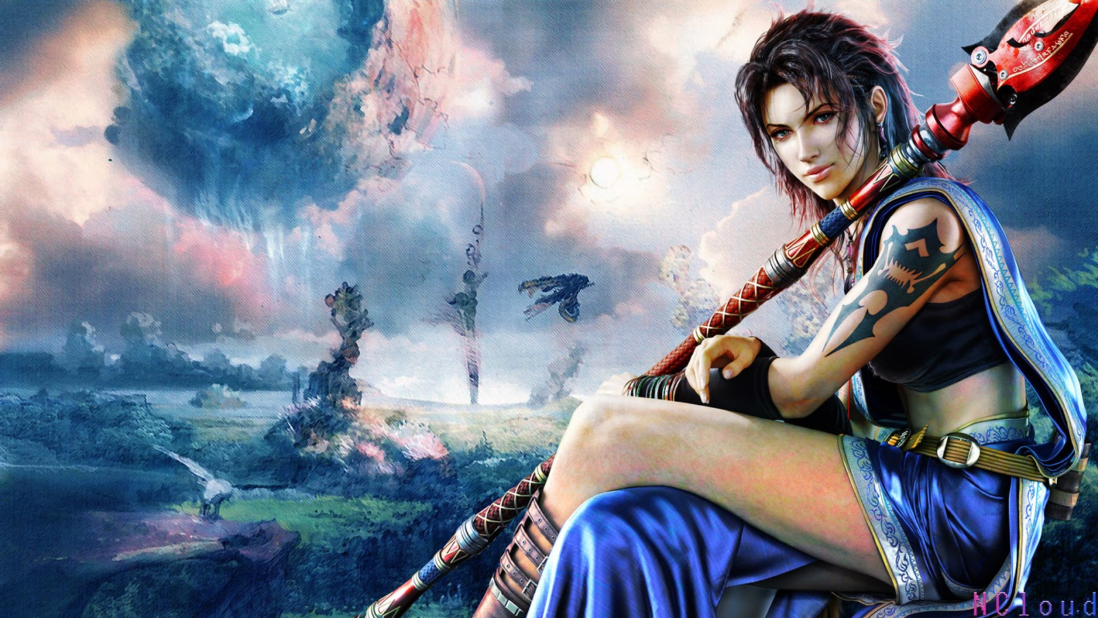 Manga And Anime Wallpapers: Final Fantasy Cool HD Wallpaper