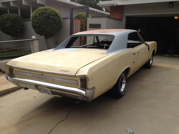 1965 Pontiac Gto For Sale Craigslist - Year of Clean Water