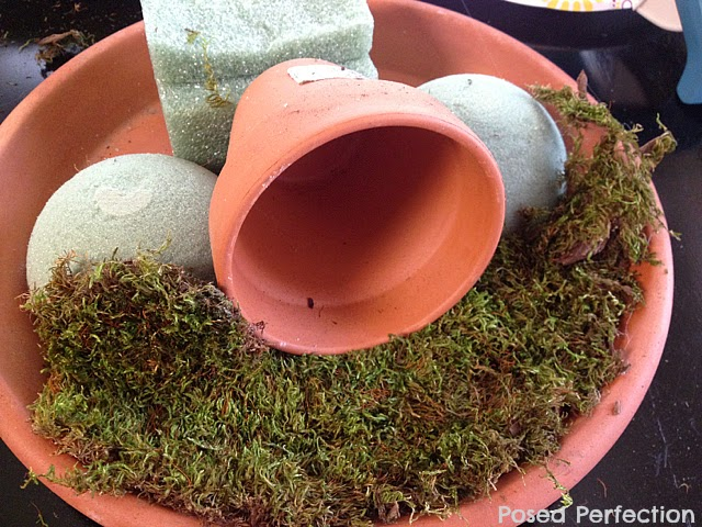 How to make an Easter Garden