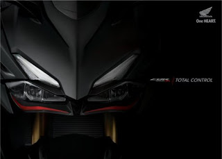 All New Honda CBR 250 RR Total Control
