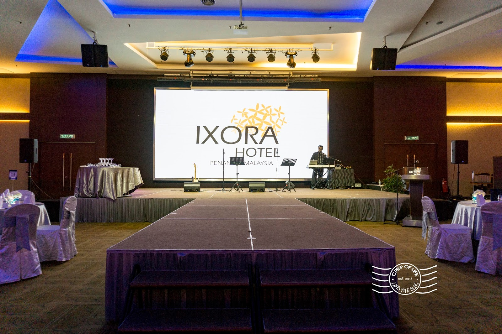 Sparks with Ixora II Corporate Appreciation Night @ Ixora Hotel, Penang