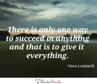101 Vince Lombardi Quotes that will Inspire you in the field of Life