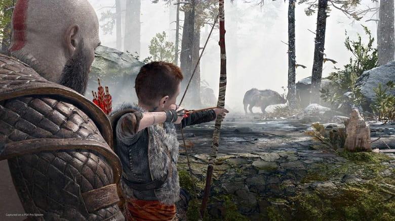 God of War All Update dan DLC PS4 Hen [PKG] | Chiky Games | Free