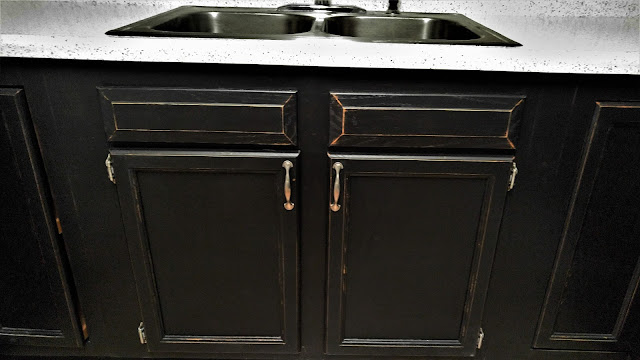 Kitchen Cabinet Refinishing9