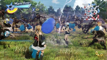 Actu Jeux Vidéo, Koch Media, Koei Tecmo, Musô, Omega Force, PC, Playstation 4, Steam, Warriors All Stars, Jeux Vidéo,
