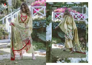 Deepsy Muzlin Cotton Dupatta Collection Pakistani Suits