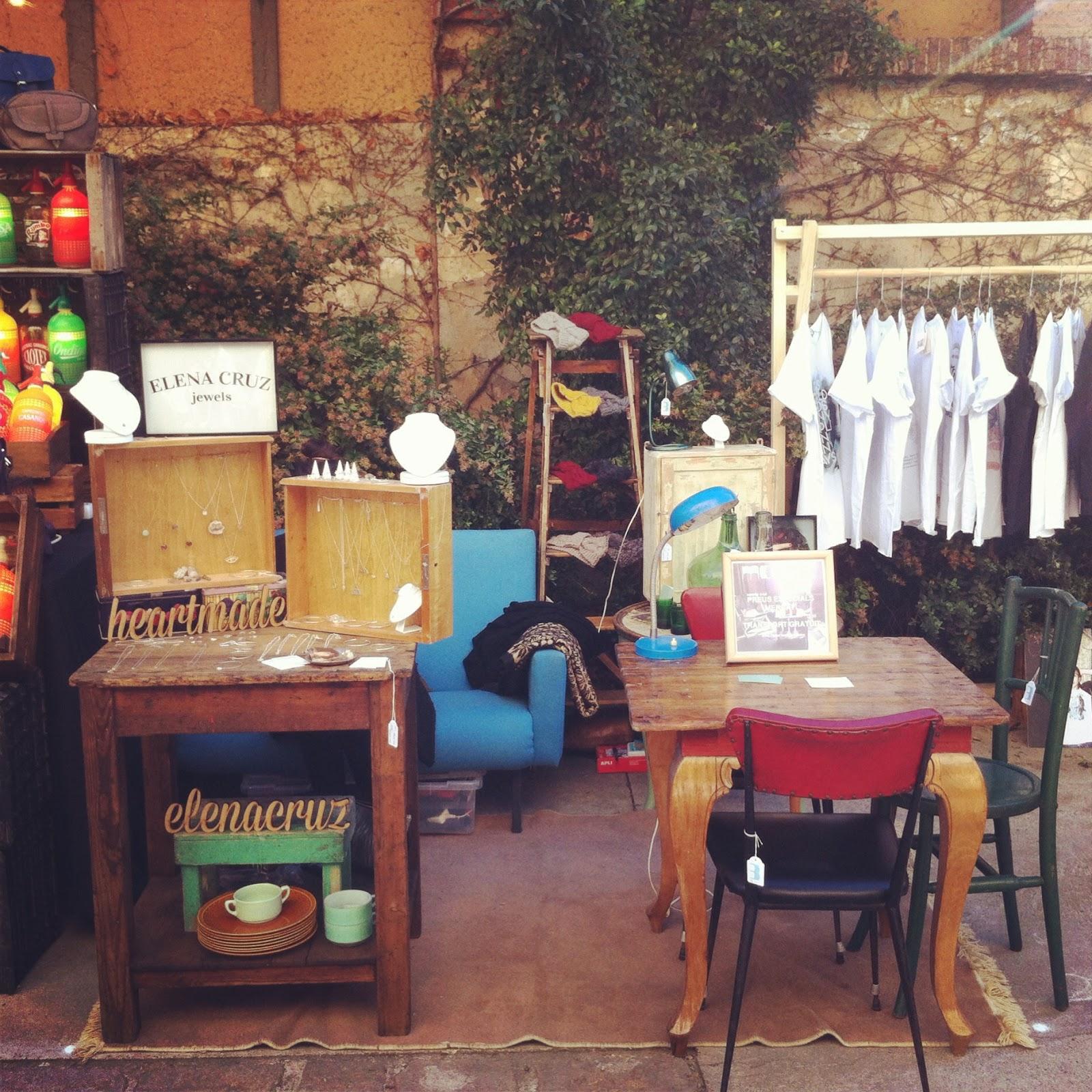 Meubl hem tornat a participar al nou mercat de moda a for Meuble barcelona