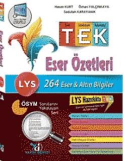 yks türk dili ve edebiyatı kitap önerisi 2
