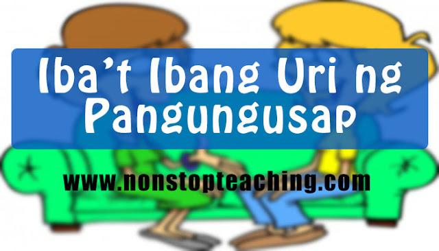 Iba't Ibang Uri ng mga Pangungusap