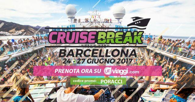Cruise Break - Poracci In Viaggio
