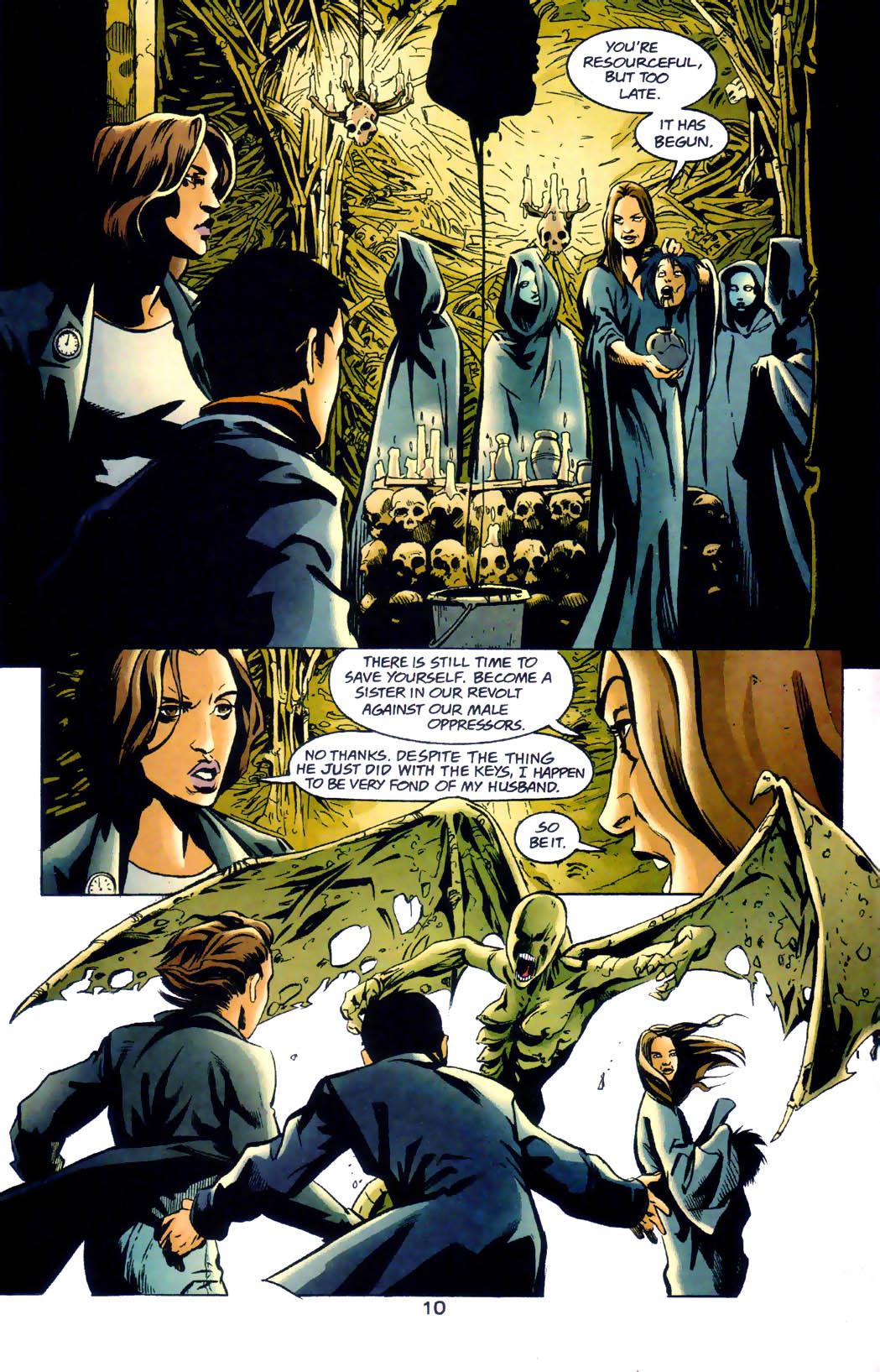 Read online Midnight, Mass comic -  Issue #5 - 11