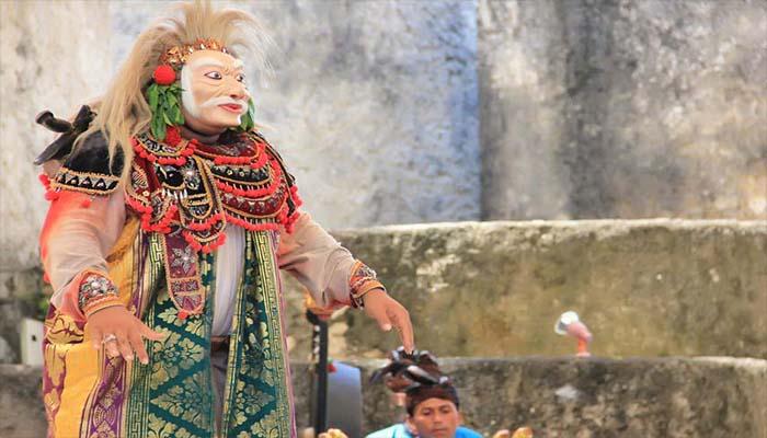 Tari Topeng Tua, Tarian Tradisional Dari Bali