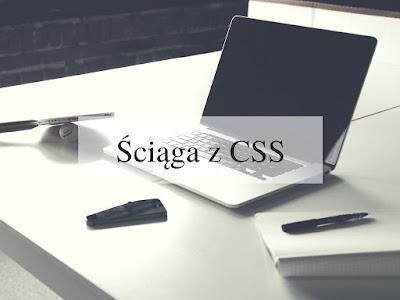 lista, wygląd bloga, własny szablon, kody, blogspot, blogger