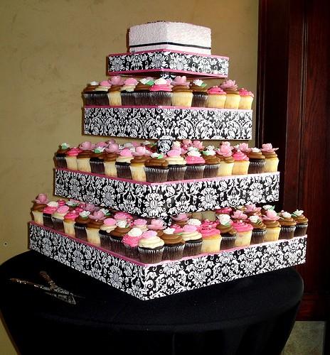 Unique Cupcake Wedding Ideas: A Wonderful Journey