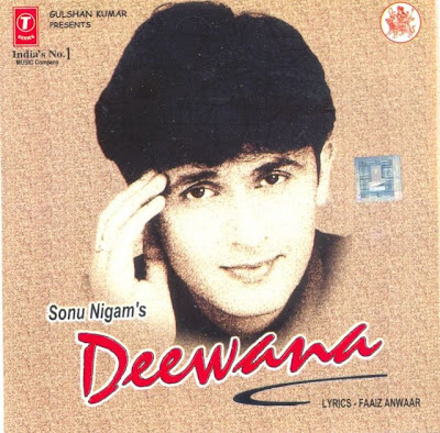 Deewana Sonu Nigam Hindi Songs