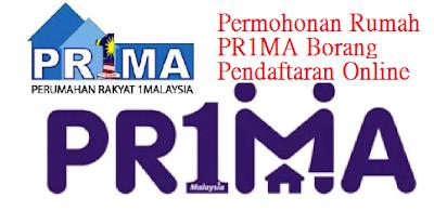 Pendaftaran Rumah PR1MA Online