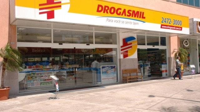 Rede Drogasmil abre vagas para Diversos Cargos no RJ