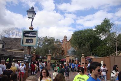 Magic Kingdom em Orlando - Florida