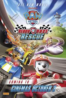 Paw Patrol Ready, Race, Rescue!