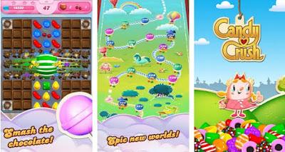 Candy Crush Saga Mega Mod Apk 2018