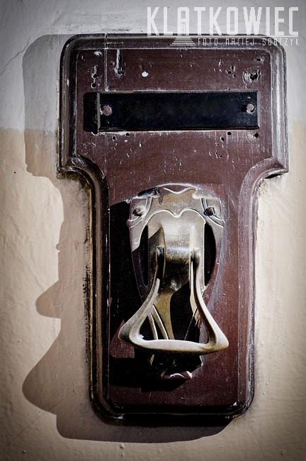 Poznań: dzwonek do drzwi
