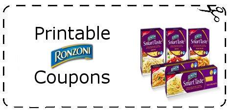 Ronzoni foods canada